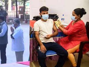 Covid-19 Update: भारत ने रचा नया इतिहास, कोरोना वैक्सीनेशन का आंकड़ा 100 करोड़ के पार