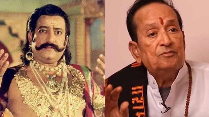 रामायण में रावण का किरदार निभाने वाले अरविंद त्रिवेदी का निधन, 83 वर्ष की उम्र में ली अंतिम सांस