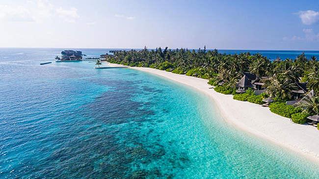 कोविड -19 के बीच मालदीव में इस साल पहुंचे रिकॉर्ड तोड़ पर्यटक