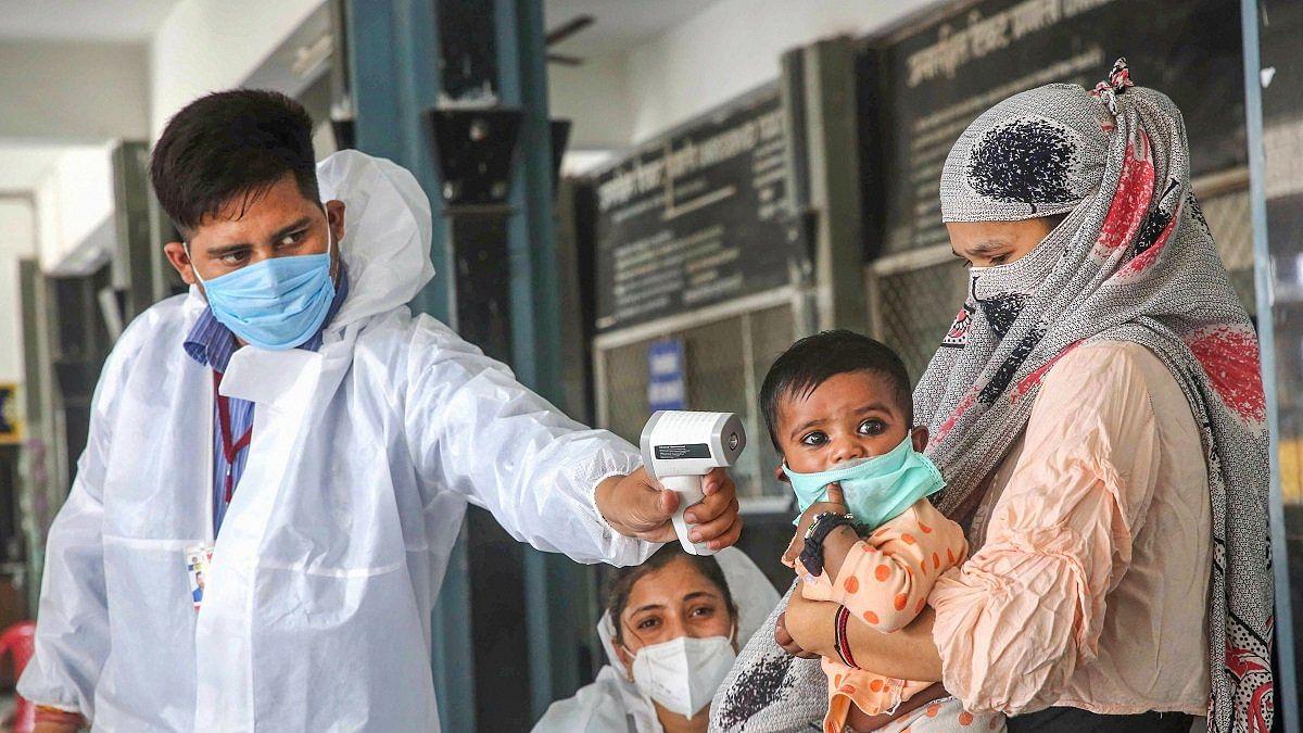 प्रदेश में एक दिन में की गयी कुल 1,50,986 सैम्पल की जांच, कोरोना संक्रमण के 12 नये मामले आये