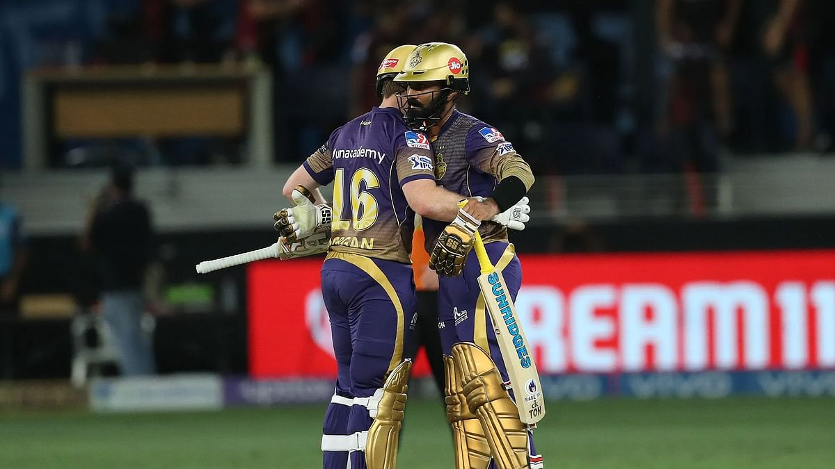 IPL 2021: कोलकाता ने हैदराबाद को 6 विकेट से हराया