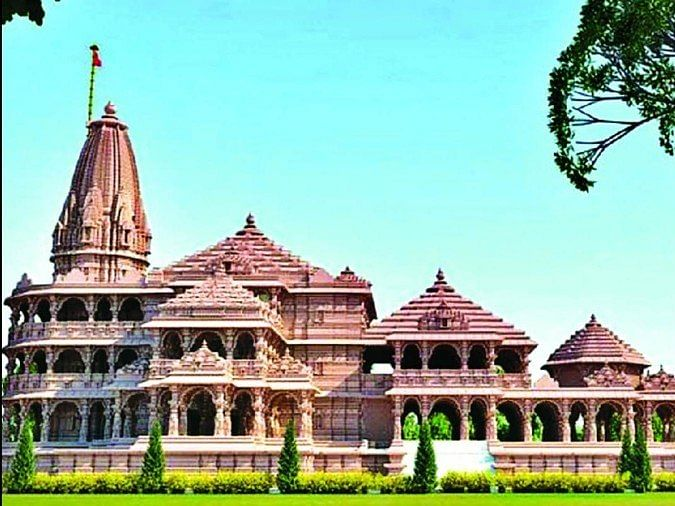 अयोध्या राम मंदिर का अकाउंट संभालेगी TCS, निर्माण समिति की बैठक में लिया गया फैसला