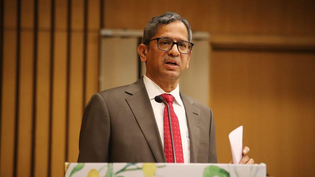 CJI रमना आम लोगों को न्याय सुलभ कराने के मिशन पर