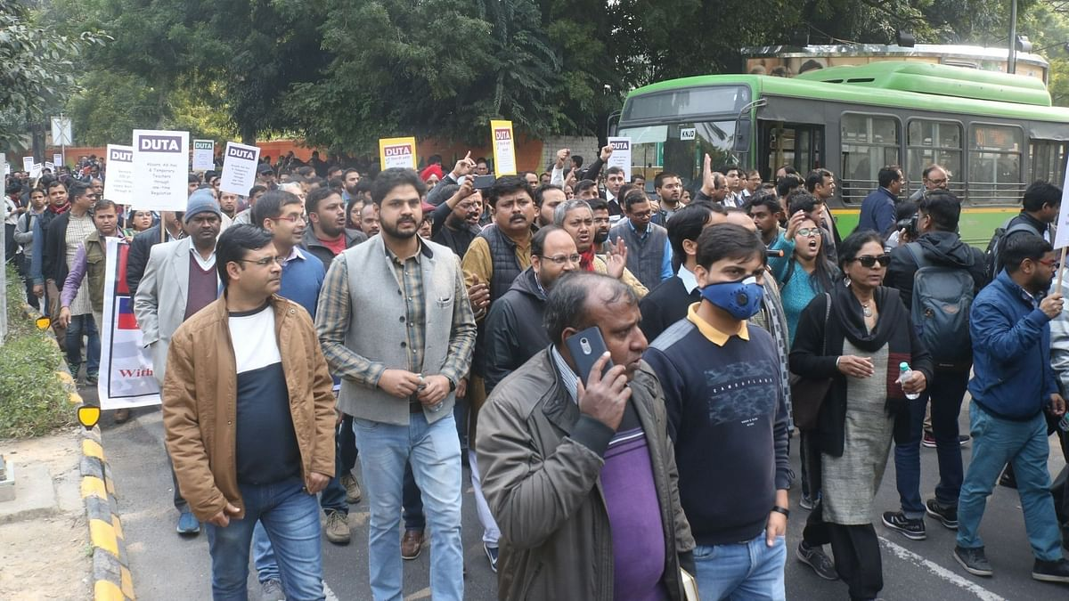 DUTA चुनाव में पहली बार शामिल होगा दिल्ली टीचर्स एसोसिएशन