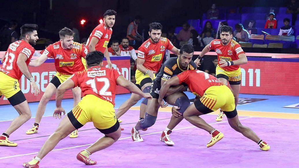 Pro Kabaddi League का आठवां सीजन 22 दिसंबर से होगा शुरु