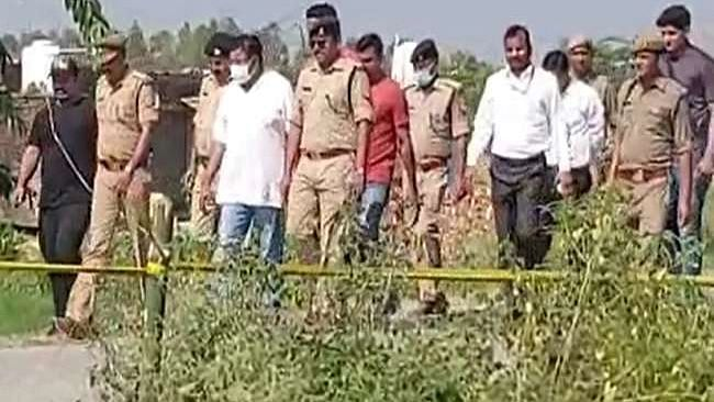 Lakhimpur Violence: आशीष मिश्रा समेत अन्य आरोपियों को लेकर SIT घटनास्थल पहुंची, हुआ सीन रिक्रिएशन