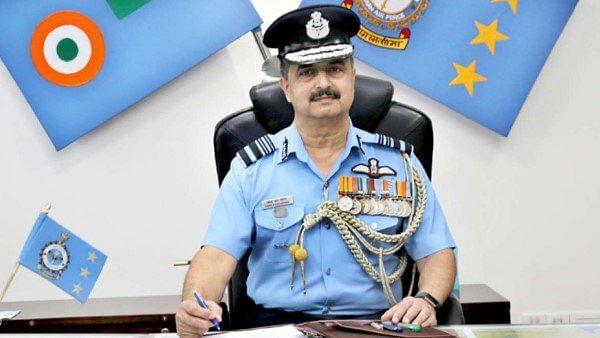 एयर चीफ मार्शल चौधरी ने नए IAF प्रमुख के तौर पर संभाला कार्यभार